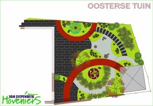 OOSTERSE TUIN WEBSITE